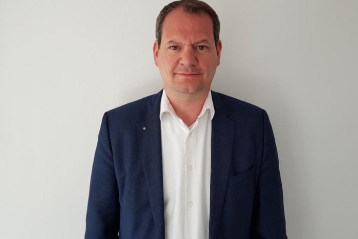 Sarik Weber ist Chief Digital Officer von Ottobock